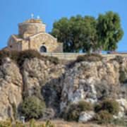 Church Of Profitis Elias - Cyprus Poster