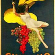 Cinzano Girl Poster by Nick Diemel