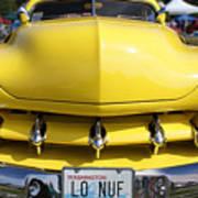 Classic Car No. 11 Poster