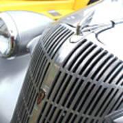 Classic Car No. 14 Poster