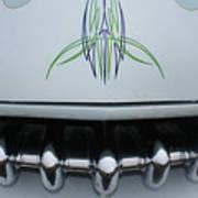 Classic Car No. 9 Poster