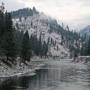 Clearwater River Poster