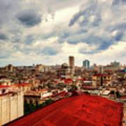 Clouds Over Havana Poster