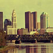 Columbus, Ohio Poster