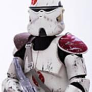 Commander Neyo Poster