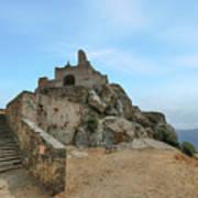 Corbara - Corsica Poster