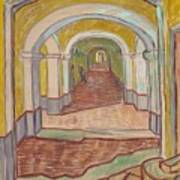 Corridor In The Asylum Poster