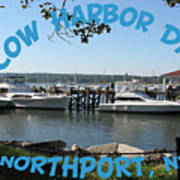 Cow Harbor Day Fun Poster