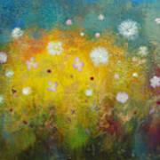 Dancing Wildflowers Series Poster