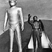Day The Earth Stood Still Poster by Granger