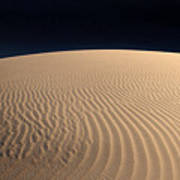Death Valley's Sand Dunes Poster