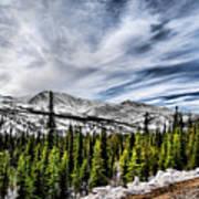 Denali Park - Alaska Poster