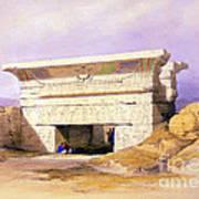 Dendera Temple Complex, 1938 Poster