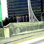 Denver Mile Marker Poster