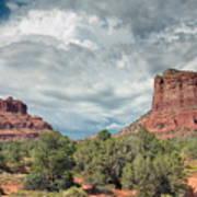 Desert View, Sedona, Arizona Poster