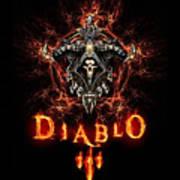 Diablo IIi Poster