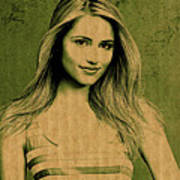 Dianna Agron Poster