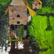 Duck Houses Poster