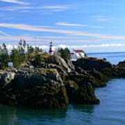 East Quoddy Lighthouse Poster
