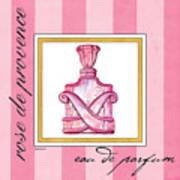 Eau De Parfum Poster