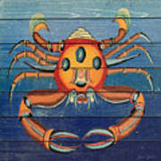 Fanciful Sea Creatures-jp3825 Poster