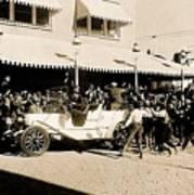 Film Homage Newsreel Cameraman The Great White Hope Set Globe Arizona 1969-2008 Poster