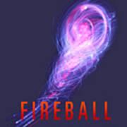 Fireball Poster
