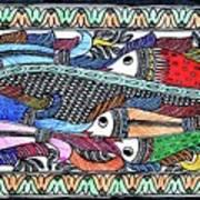 Fish Culture Poster