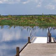 Florida Backwater Poster