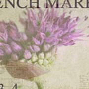 French Market Series G Poster