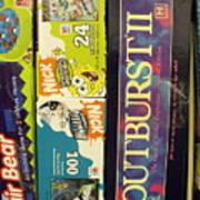 Game Shelf II Poster