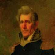 General Andrew Jackson Poster