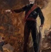 General Gebhard Leberecht Von Blucher Poster