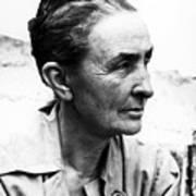 Georgia Okeeffe (1887-1986) Poster