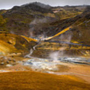 Geothermal Area Poster