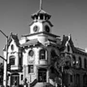 Gilroy's Old City Hall Poster