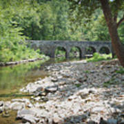 Glass Mill Bridge Poster