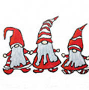 Gnomes Poster