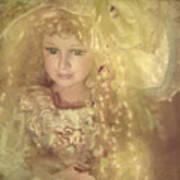 Golden Fairy Poster