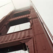 Golden Gate Tower Poster