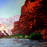 Grand Canyon II Poster