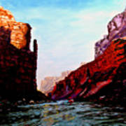 Grand Canyon IV Poster