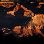 Grand Canyon Sunrise Poster