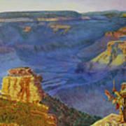 Grand Canyon V Poster