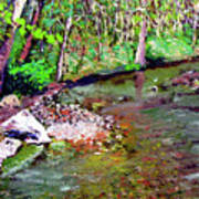 Greesy Creek Poster