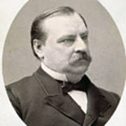 Grover Cleveland (1837-1908) Poster