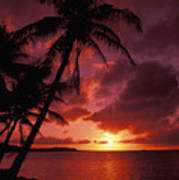 Guam, Tumon Bay Poster