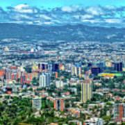 Guatemala City - Guatemala I Poster
