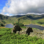 Haweswater Reservoir, Mardale Valley, Lake Dist Poster