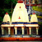 Hindu Temple Poster